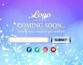 #12 for Design an Attractive Coming Soon Page by AndITServices