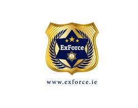 #11 untuk I want a logo completed for ex law enforcement. I want it to resemble a badge but to say ExForce in the middle of the badge. I want it to be as real as possible so 3d. oleh profgraphics