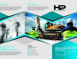 #85 for Design an Elegant Company Brochure by stephanyprieto