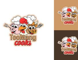 #86 for Design a funny bbq logo by Attebasile