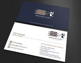 #60 for Simple business card design. EASY MONEY by rumon078