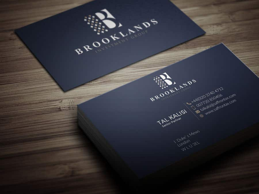 Entry #37 by lipiakter7896 for Simple business card design. EASY ...