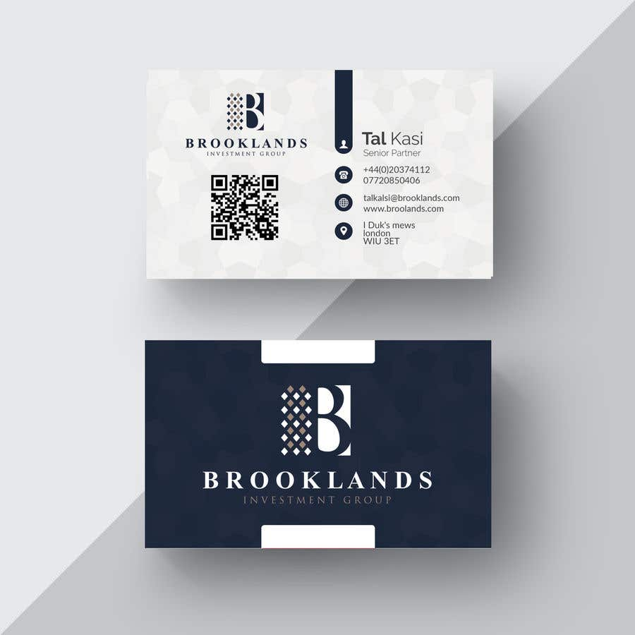 Entry #27 by modyhamdy for Simple business card design. EASY MONEY ...