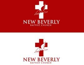 #32 for Church Logo Design Featuring a Cross and Dove by jakirhossenn9