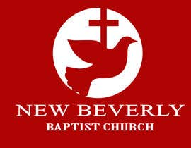 #13 for Church Logo Design Featuring a Cross and Dove by raheimJA