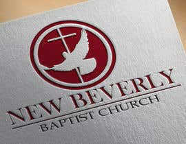 #64 for Church Logo Design Featuring a Cross and Dove by raheimJA