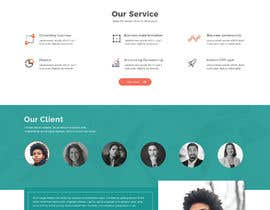 #7 for Website content development for a new consulting business by saidesigner87