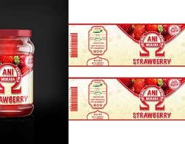 #14 cho Create Print Label for Omega Foods Jam Jar and cans bởi yafimridha