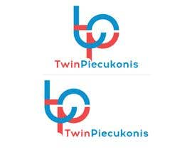 #277 for An Unforgettable LOGO for the name TwinPiecukonis by serhiyzemskov