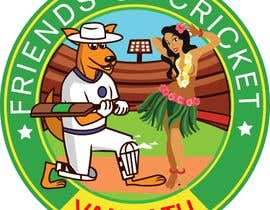 #5 for Friends Of Cricket (Vanuatu) Charity Logo by rimasdias