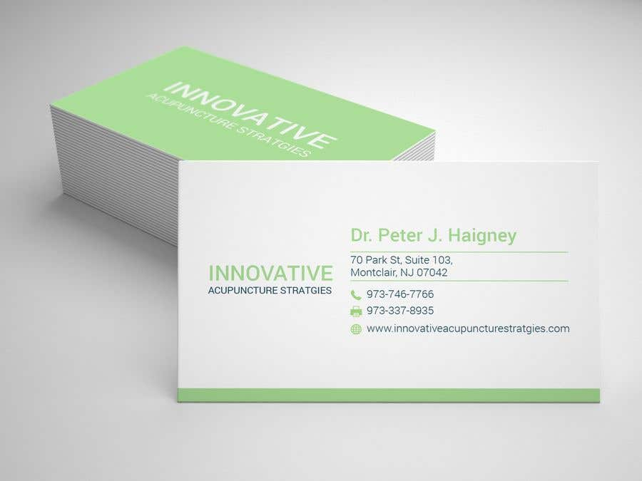 Entry #12 by wefreebird for Design Business Cards | Freelancer