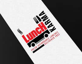 #155 for Create a compelling, standout logo for Lunch Karma by VinDesignz