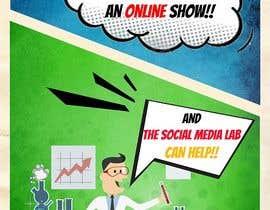 #7 untuk Create a Comic Book style Marketing Flyer oleh d3stin