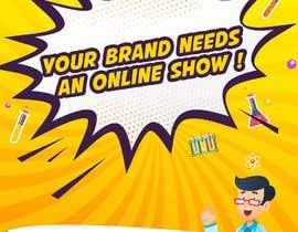 #6 untuk Create a Comic Book style Marketing Flyer oleh deviantwolf