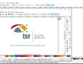 #8 untuk Make my logo.AI file into an editable .SVG file oleh Orko30