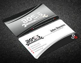 #29 for Business Card Design by fmsabur72