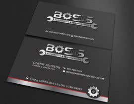 #38 for Business Card Design by lipiakter7896