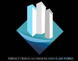 #12 for Design a Logo for Aluminium & Glass Workshop by FantasyZone
