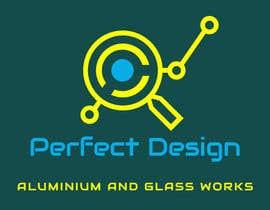 #10 for Design a Logo for Aluminium & Glass Workshop by Elmir31