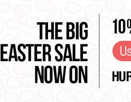 #54 for Set of Banners Needed to Promote Huge Easter Sale by Rameezraja8