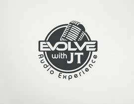 """#66 for Podcast LOGO design for """"The EVOLVE with JT Audio Experience"""" by logodesign24"""