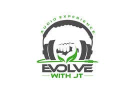 """#64 for Podcast LOGO design for """"The EVOLVE with JT Audio Experience"""" by dandrexrival07"""