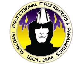 #57 for Create an Electronic Version of a Vintage Firefighter's Logo af my3dwebsite