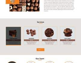 #25 for Design a website for a Chocolate Factory (Homepage only, PSD) by satishandsurabhi