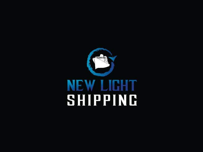 Proposta in Concorso #57 per Design a Logo For New Light Shipping