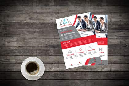 Image of                             Need a one page Flyer template
