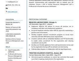 #15 for Writing interesting Resume by elviragomori