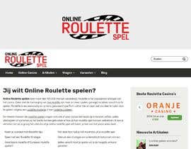 #110 for Design a Logo for a Roulette website by eddesignswork