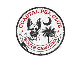 #11 for Logo for a dog club in SC by eliaselhadi