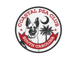 #12 for Logo for a dog club in SC by eliaselhadi