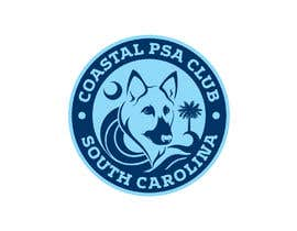 #22 for Logo for a dog club in SC by xexexdesign