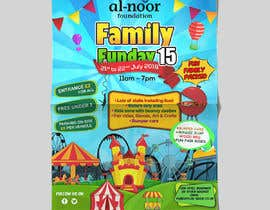 #31 dla Design a flyer for an annual funfair przez satishandsurabhi