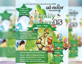 #20 dla Design a flyer for an annual funfair przez ranamdshohel393