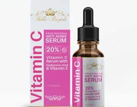 #22 for Design Vitamin C serum box design and label for me by riasatfoysal