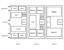 #5 for I would like a house floor plan completed. by dewiwahyu