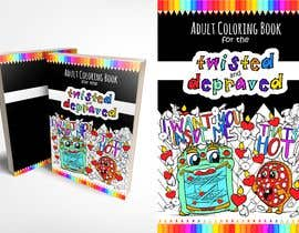 #6 cho Dirty Pun Coloring Book - Cover Contest bởi Attebasile