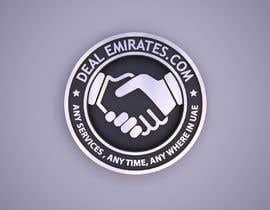 #63 for BEST 3D LOGO AND NAME FONT FOR MY COMPANY  DEAL EMIRATES.COM by zarzish