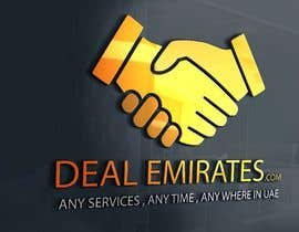 #19 for BEST 3D LOGO AND NAME FONT FOR MY COMPANY  DEAL EMIRATES.COM by s4u311