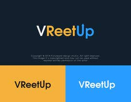 """#107 for Design a Logo for a company named """"VReetUp"""" by Futurewrd"""