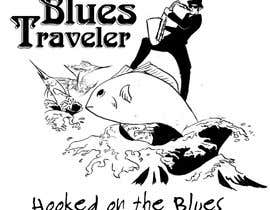 "#37 for Boat Name Graphic ""Blues Traveler"" by miropetri"