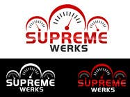 Graphic Design Contest Entry #119 for Logo Design for Supreme Werks (eCommerce Automotive Store)