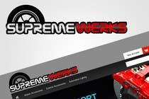 Graphic Design Inscrição do Concurso Nº149 para Logo Design for Supreme Werks (eCommerce Automotive Store)