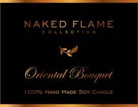 #23 para Design a Logo for Naked Flame Collection to Label Candle Votives -- 2 por salutyte