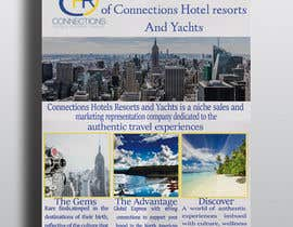 "#6 for Header - ""Announcing the launch of Connections Hotels Resorts and Yachts"" . One evocative image (I welcome suggestions or I will provide) and copy with contact details for click through (again, welcome suggestions or I can provide) www.connectionshry.com by farolhagidok1986"