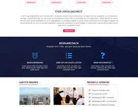 #23 for Redesign for excisting website (more commercial look and feel) by WebCraft111