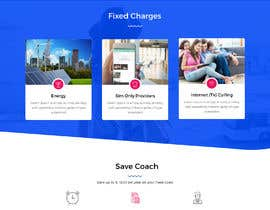 #12 for Redesign for excisting website (more commercial look and feel) by xprtdesigner